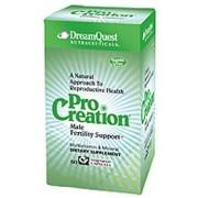 ProCreation férfi termékenység fokozó kapszula 60x