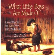 What Little Boys Are Made Of by Jim Daly