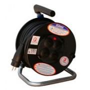 Kablovska motalica, PVC bubanj, H05RR-F, 3G2,5 - 40 m