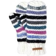 Anna Mitts (white) - rękawiczki jednopalczaste