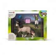 Set cal andalusian schleich 42270