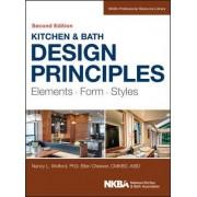 Kitchen & Bath Design Principles, Second Edition by Ellen Cheever
