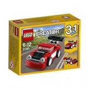 LEGO Creator - Deportivo, juego de construcción, color rojo (31055)