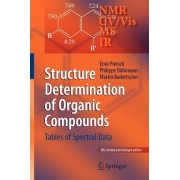 Structure Determination of Organic Compounds by E. Pretsch