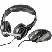 Set Casti cu Microfon Gaming Trust GXT 249 + Mouse