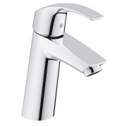 GROHE 2339510E Eurosmart Basin Tap with Smooth Body, Medium High Spout