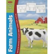 Learn to Draw Farm Animals by Jickie Torres