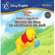 Winnie de plus la vanatoare de oua. Pooh s Egg Hunt - Disney English Nivelul 1