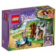 LEGO-Friends - La moto de secours de la jungle - 41032-
