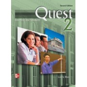 Quest: Listening and Speaking 2 by Laurie Blass