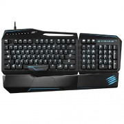 Mad Catz PC S.T.R.I.K.E. TE Mechanical Gaming Keyboard (Matte Black)