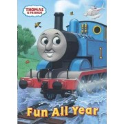 Fun All Year (Thomas & Friends) by Golden Books