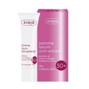 Serum 50+ pentru ochi cu ulei de iasomie, micro colagen si acid hialuronic ziaja 30 ml
