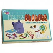 C.R. Gibson All Around The House English/Spanish Memory Matching Game