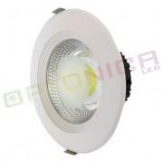 """15W Spot LED COB rotund lumina alba ( Ñ""""175x77 mm)"""