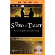 The Speed of Trust by Dr Stephen R Covey