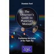Springer Verlag Carte The Observer's Guide to Planetary Motion