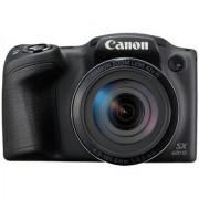 Canon Powershot SX420 20MP 42x Zoom Bridge Camera - Black (Free Canon Carry Case + 8GB Memory Card included)