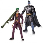 DC Collectibles Injustice: Batman and The Joker 3.75 Action Figure (2-Pack)