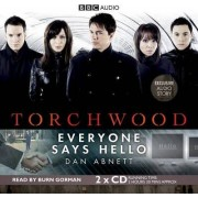 Torchwood by Dan Abnett