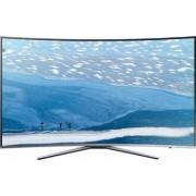 Televizor LED 140 cm Samsung 55KU6502 4K UHD Smart Tv Ecran curbat