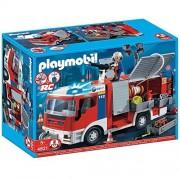 Playmobil Fire Engine - 4821