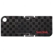 Sandisk SDCZ53-008G-B35 Cruzer Pop 8Gb Usb Flash Drive - Black/Brown