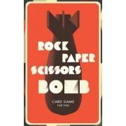 Rock, Scissors, Paper, Bomb by Mads Berg