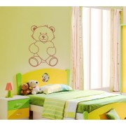 Teddy Bear 09, With A Heart