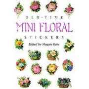 Old-Time Mini Floral Stickers by Maggie Kate
