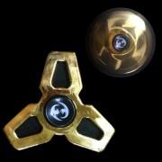 Fidget Spinner Metalic Metal Blade 7cm