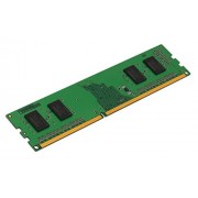Kingston KCP316NS8/4 Memoria RAM da 4 GB, 1600 MHz, DDR3, Nero