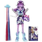 My Little Pony Equestria Girls Rainbow Rocks Twilight Sparkle Rockin Hairstyle Doll