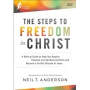 The Steps to Freedom in Christ DVD: A Biblical Guide to Help You Resolve Personal and Spiritual Conflicts and Become a Fruitful Disciple of Jesus