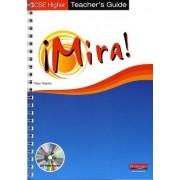 Mira AQA/OCR GCSE Spanish: Higher Teacher's Guide by Tracy Traynor