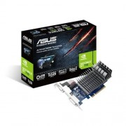 Asus VGA GeForce 710-1-SL-BRK Scheda Grafica, Nero