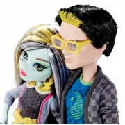 Frankie Stein si Jackson Jekyll - Monster High