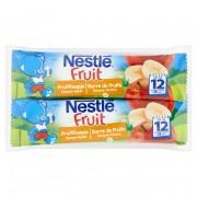 Nestlé FruitReepje® Banaan-Appel 4 x 25 g