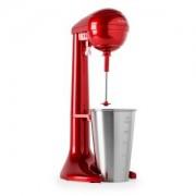 Klarstein Manhattan mixer italok készítésére, 65 W, 450 ml, 25.000 ford./perc, piros