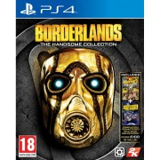 Игра Borderlands: The Handsome Collecttion за PS4 (на изплащане)