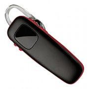Plantronics M70 Bluetooth stereo music headset (Black-Red)