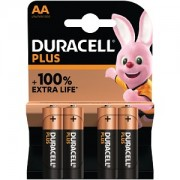 Duracell Plus Power AA 4-pack (MN1500B4)