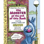 The Monster at the End of This Book by Jon Stone