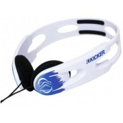 Casti Stereo Kicker HP201W (Alb)