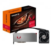 Placa video Gigabyte Radeon RX Vega 64 Watercooling 8G, 1406 (1677) MHz, 8GB HBM2, 2048-bit, HDMI, 3x DP