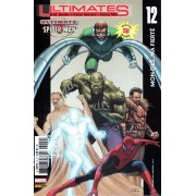 """ Mon Fils, Ma Fierté "" ( Starring : The Ultimate Spider-Man ) : Ultimates N° 12 ( Novembre 2004 )"