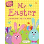 My Easter Activity and Sticker Book by Bloomsbury Publishing
