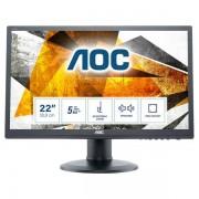 "AOC E2260pq/bk 22"" Tn Nero Monitor Piatto Per Pc 4038986124775 E2260pq/bk 10_0g30179"