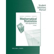 Mathematical Statistics with Applications by Dennis Wackerly