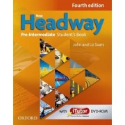 New Headway Fourth Edition Pre-Intermediate Student´s Book Part A(John and Liz Soars)